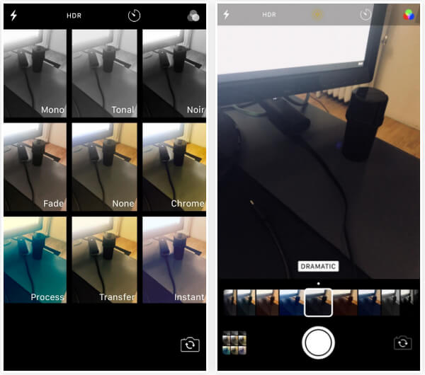 iPhone Camera Effects for Taking Better Photos
