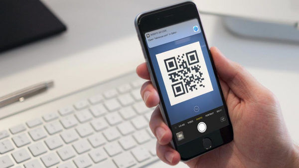 iPhone Photo Effects - Scan QR Codes