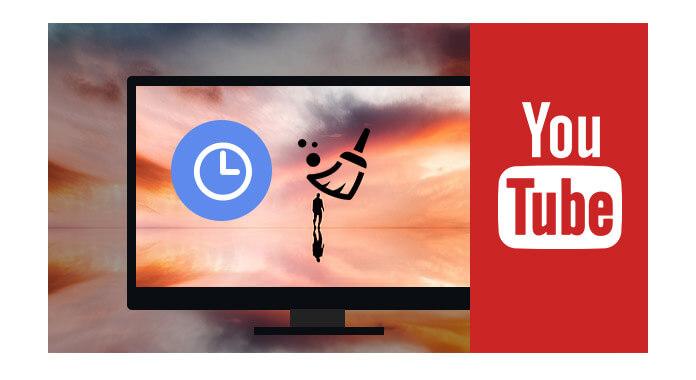 Καθαρίστε το ιστορικό του YouTube