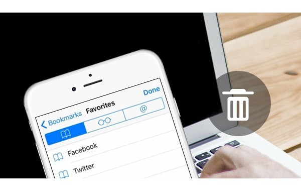 How to Delete iPhone Bookmarks