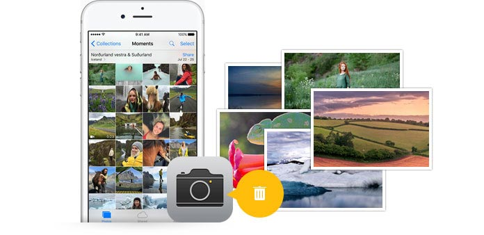 How to Delete Pictures from iPhone