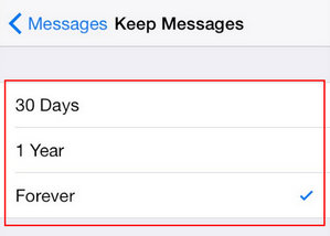 How to Free Up Storage on iPhone - delete old Message