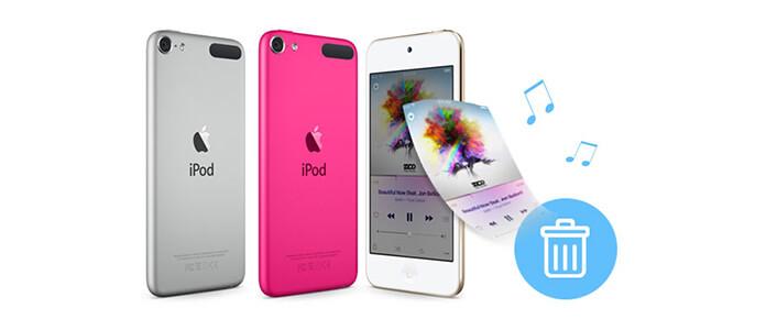 Cancella musica da iPod