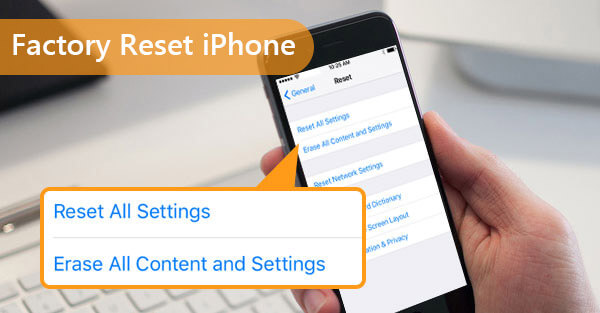 how to reset iphone 4 without passcode factory reset iphone x 8 plus 8 7 plus 7 without itunes or 9208