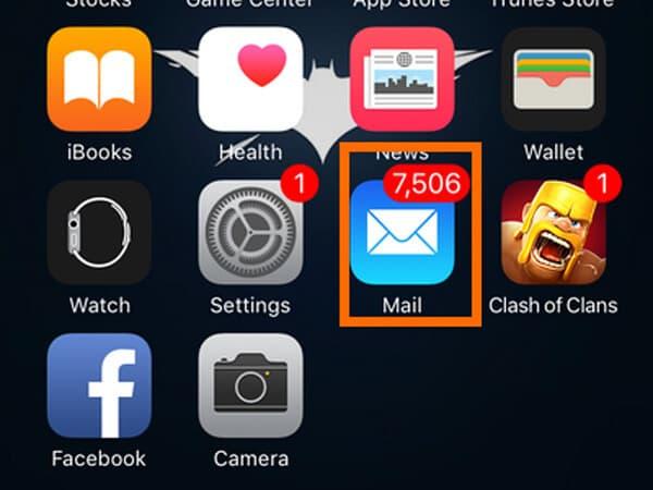 ταχυδρομείου App