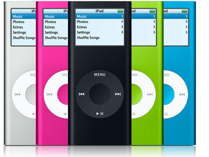 1 2. generace iPod Frozen