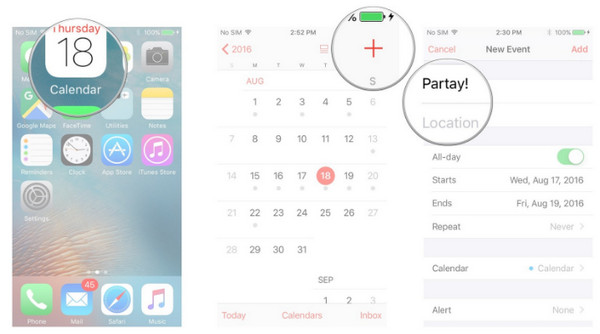 Best Free/Paid Calendar Apps for iPhone in 2018