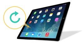 Eseguire il backup di iPad