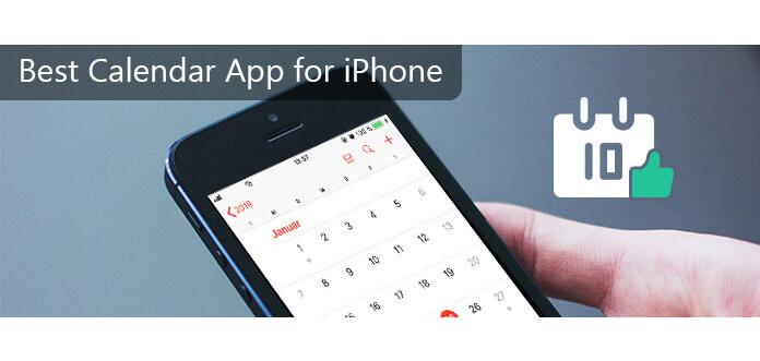 Εφαρμογές ημερολογίου iPhone