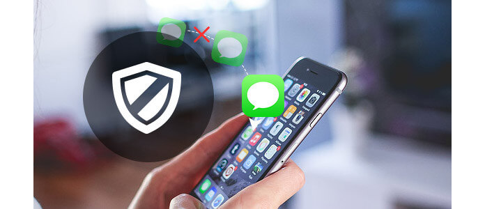 Αποκλεισμός μηνυμάτων κειμένου στο iPhone
