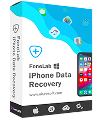 FoneLab iPhone數據恢復