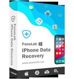 Αποκατάσταση στοιχείων iPhone