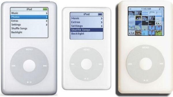 Klepněte na Wheel iPod Frozen