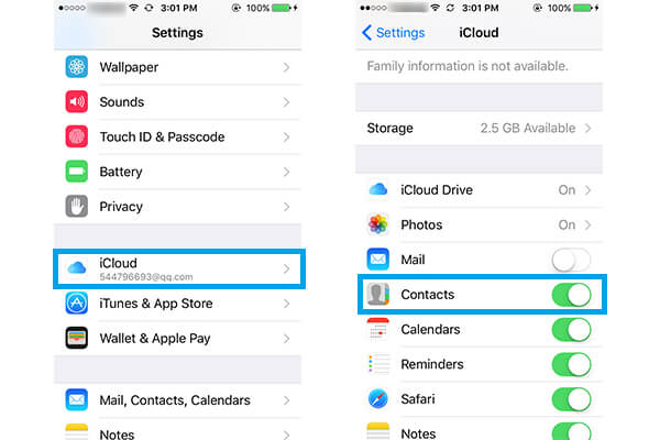 iphone contacts missing iphone contacts disappeared fix iphone missing contacts 11771