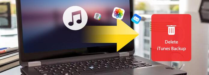 Elimina iTunes Backup