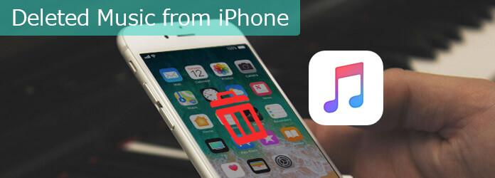 Odzyskaj usuniętą muzykę z iPhone'a