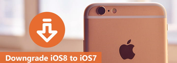 Downgrade iOS di iOS 8 7