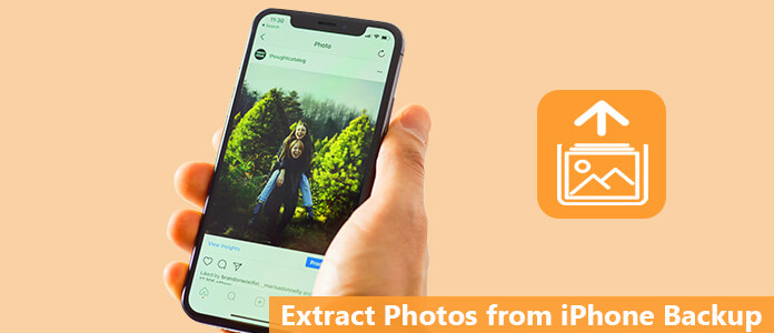How to Extract Photos from iPhone Backup