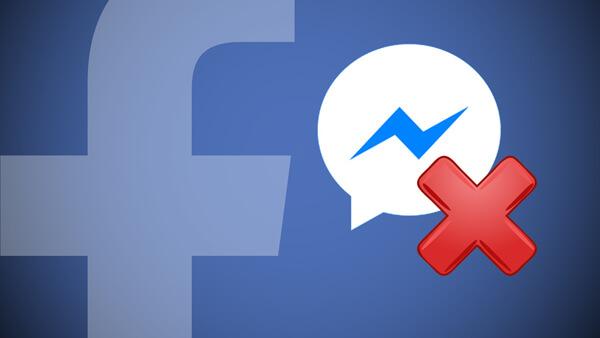 Πρόβλημα μηνυμάτων Facebook Messenger