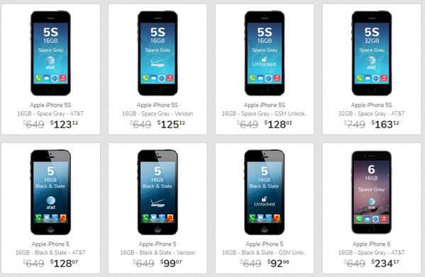 Acquista iPhone usato - glyde