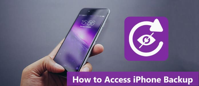 How to Access iPhone Backup