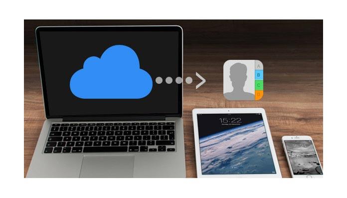 Πώς να επαναφέρετε τις επαφές από το iCloud