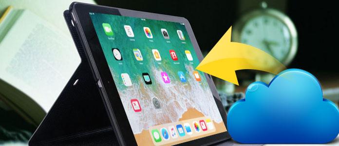 Come ripristinare iPad da iCloud