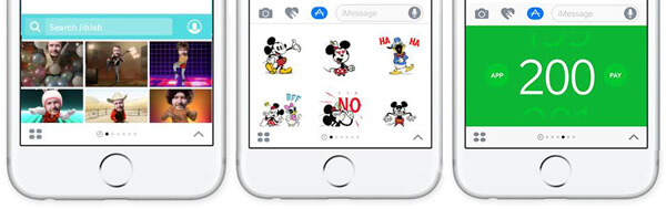 New Features of iMessage