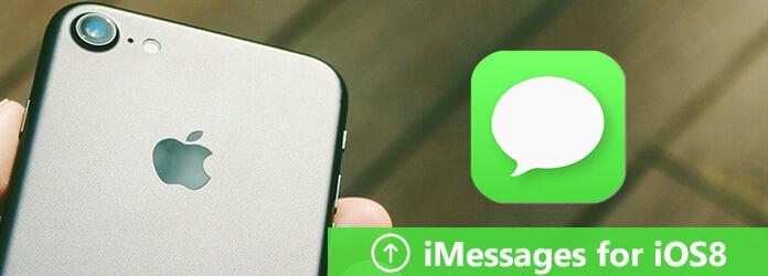 iMessage per iOS 8
