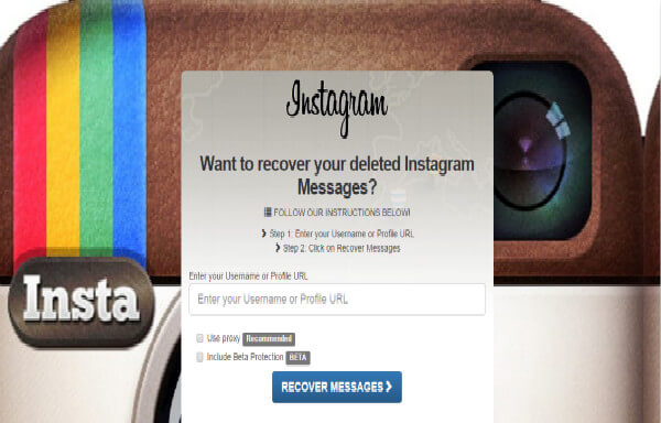 how to delete suggested on instagram messages