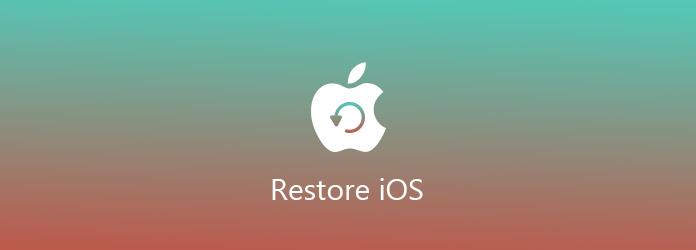 ripristinare iOS