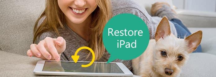 Przywracanie iPada