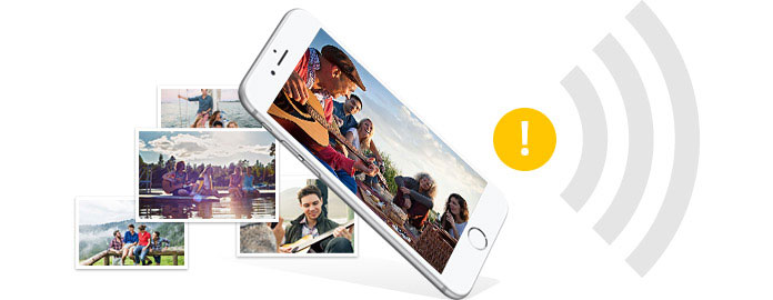 iPhone nie wysyła zdjęć