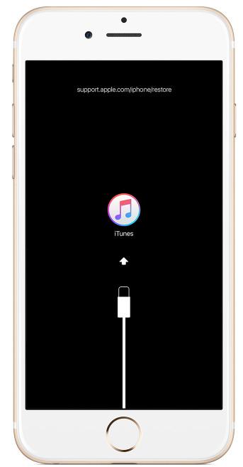 Επαναφορά λειτουργίας αποκατάστασης iPhone