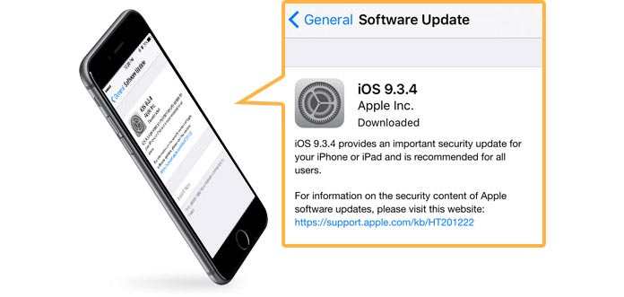 how to delete software update on iphone