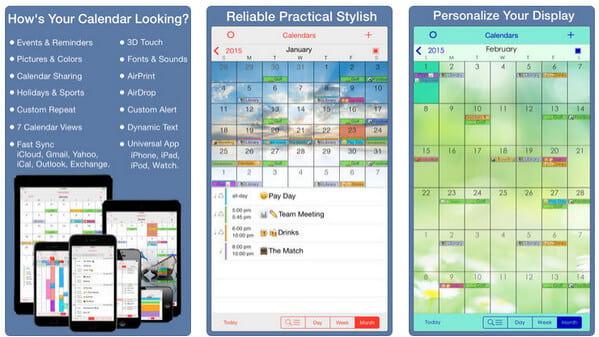 Calendario PocketLife