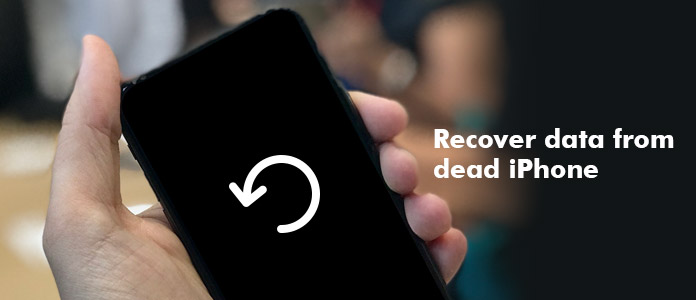 Recover Data from Dead iPhone
