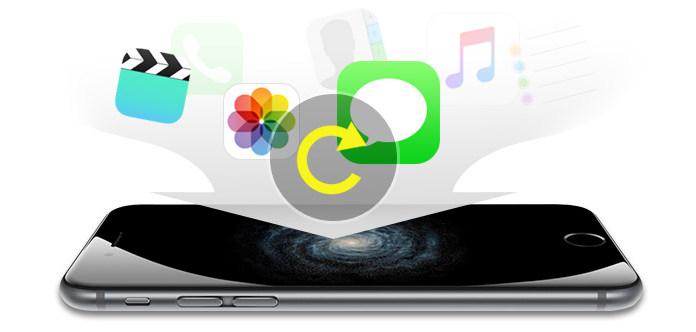 Odzyskaj usunięte aplikacje z iPhone'a