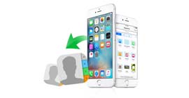 Recover Deleted iPhone Contacts