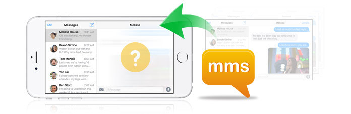 Recover deleted iPhone MMS