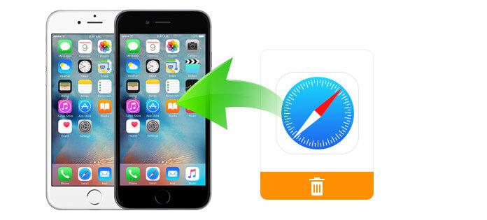 Ανάκτηση διαγραμμένων σελιδοδεικτών Safari στο iPhone