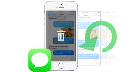 Recupera SMS cancellati da iPhone