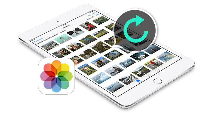 Odzyskiwanie usuniętych zdjęć z iPada