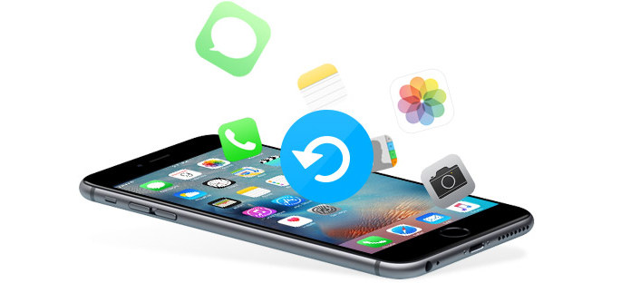 Recover iPhone Data Files