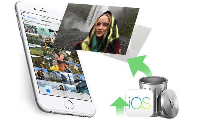 Ανάκτηση φωτογραφιών iPhone μετά την αναβάθμιση iOS