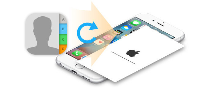 Recover Lost Contacts after iPhone Updating/Jailbreaking