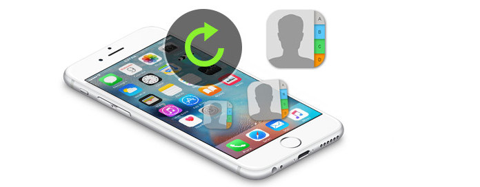 Recover Lost Contacts on iPhone