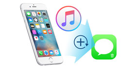 Recupera SMS da iPhone e iTunes Backup