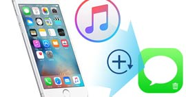 Recupera SMS da iPhone e iTunes