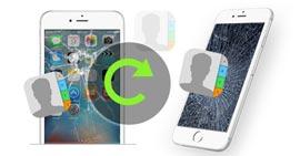 Επαναφορά επαφών μετά το σφάλμα iPhone